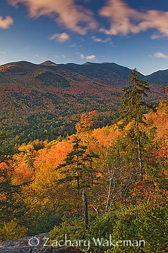 new york autumn ny fall high adirondacks foliage wilderness peaks