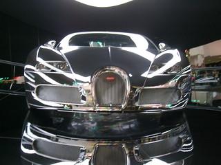 chrome Bugatti Veyron | by BKM_BR
