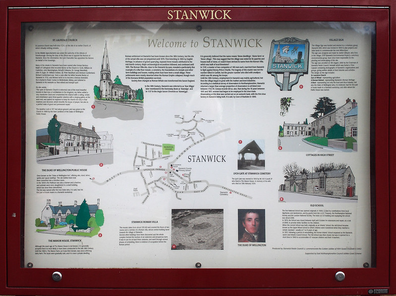 Stanwick 6/12 (Cl01)
