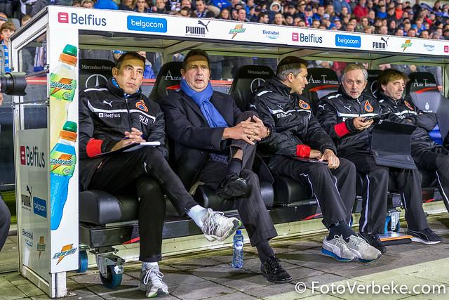Club Brugge - Zulte Waregem : 0-1