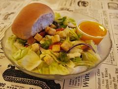 土, 2012-10-27 18:10 - サラダ