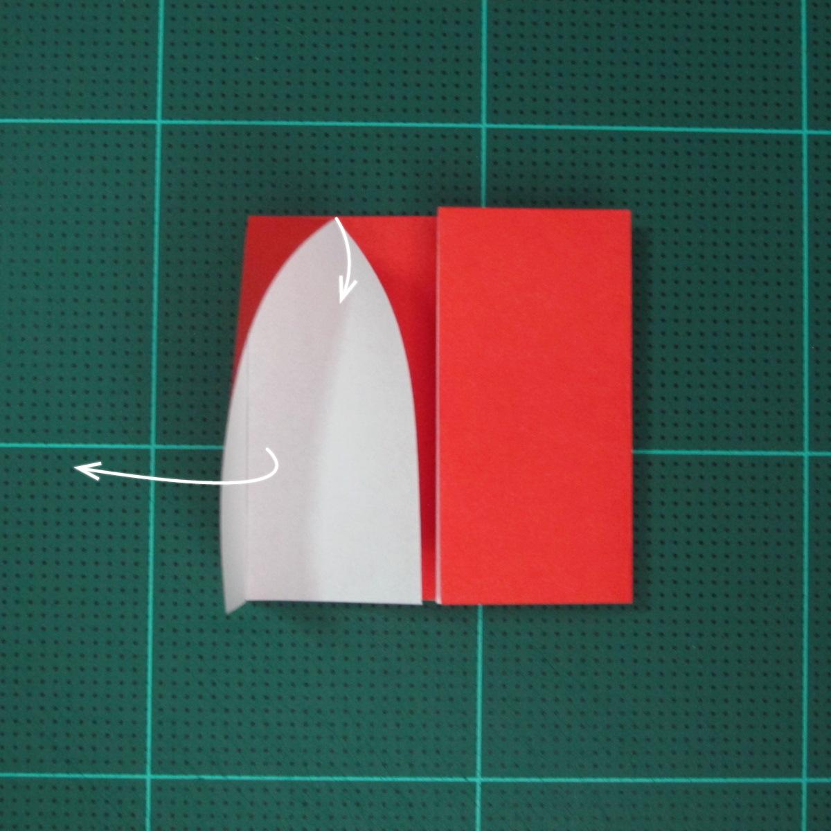 วิธีการพับกระดาษเป็นรูปเปียโน (Origami Piano) 006