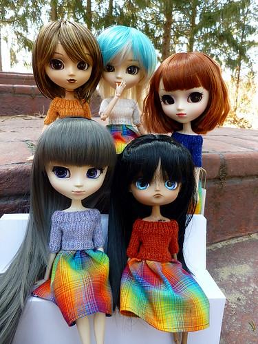 PUDDLE Limited Dresses   by PaleAngelLex
