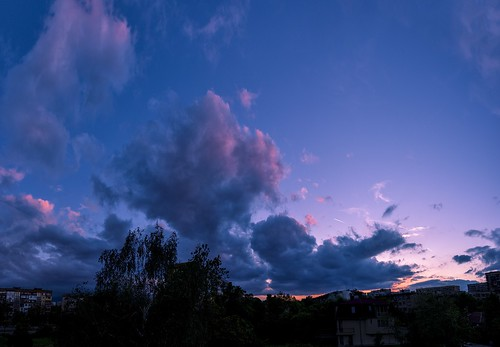 blue light sunset twilight nikon sofia bulgaria d750 tamron tamron2470vc 2470vc nikond750