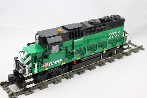 BNSF GP39-2
