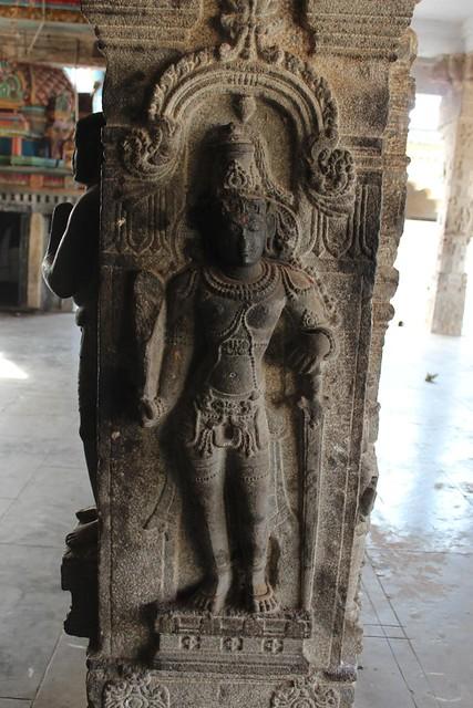 In Maha Mandapam