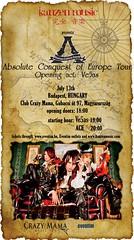 2012. június 3. 23:56 - ACE koncert