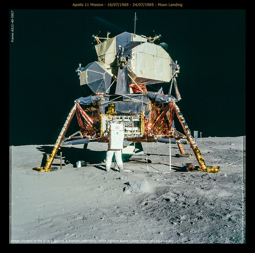 Apollo 11 Mission - 16/07/1969 - 24/07/1969 : Moon Landing | by Craig Jewell Photography