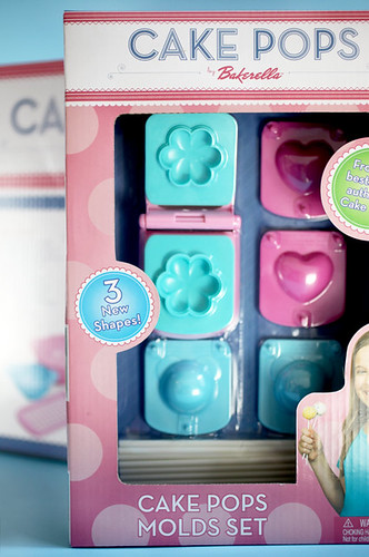 Cake Pops Molds Set   by Bakerella