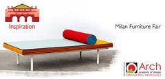 Milan furniture fair