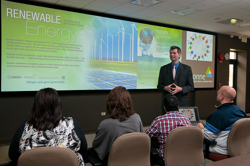 Sustainability Presentation | by Argonne National Laboratory