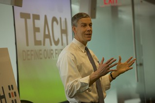 AD at TEACH Event with  MICROSOFT 19 | by US Department of Education