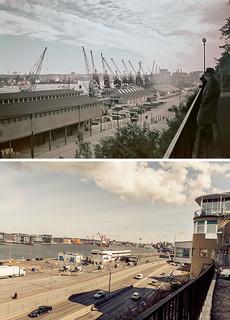 Gothenburg, Hamnen 1944 / 2012
