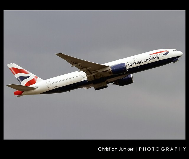 B777-236/ER | British Airways | G-YMMO | HKG