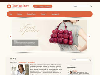 ClothingStore | by SMThemes