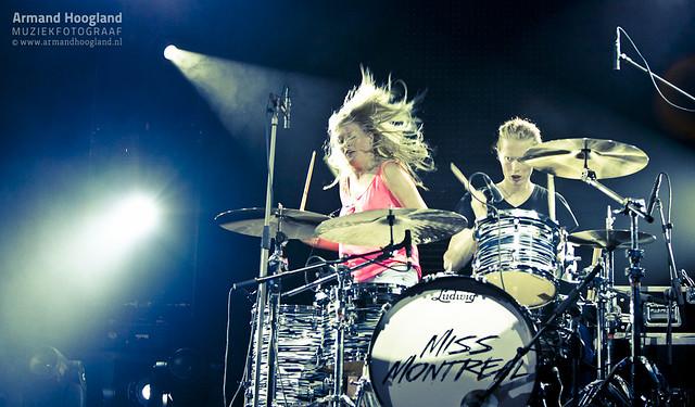 Miss Montreal @ Live in Hoorn 2012