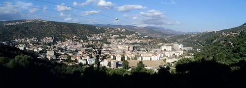 nature kabylie algerie ville bejaia soummam sidiaich