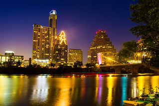 Austin City Lights | by StuSeeger