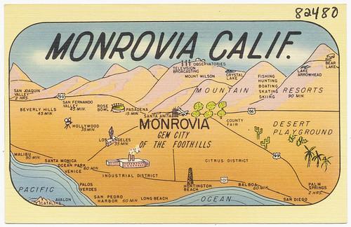 Monrovia, Calif.
