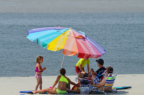 Beach Umbrella | by ralph and jenny