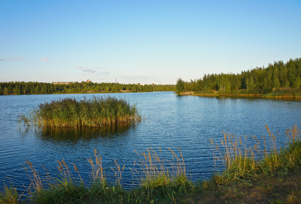 Expanded clay lake | Expanded clay lake - one of the most ...