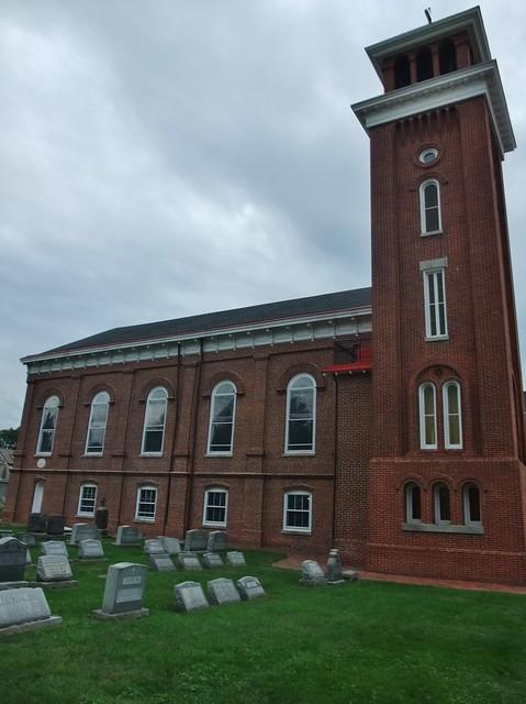 St. Peter Catholic Church, New Castle, DE