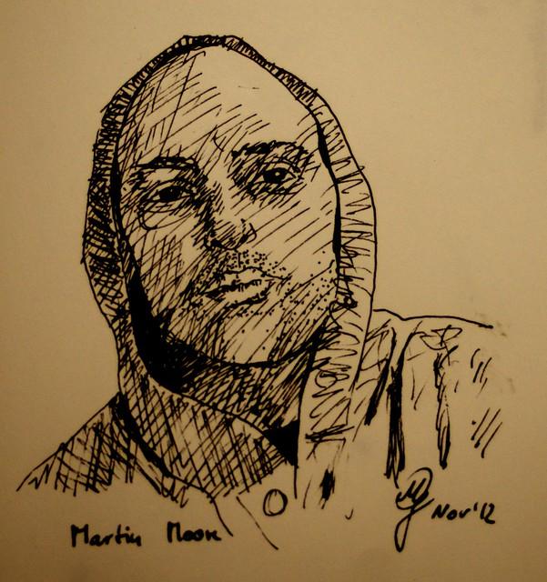 Portrait Martin Moore