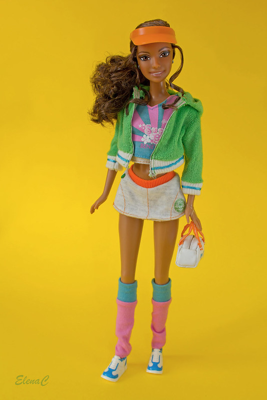 Barbie loves Benetton - Melbourne