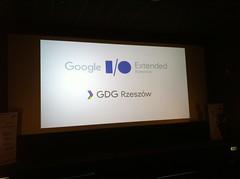 Google I/O Extended Rzeszów
