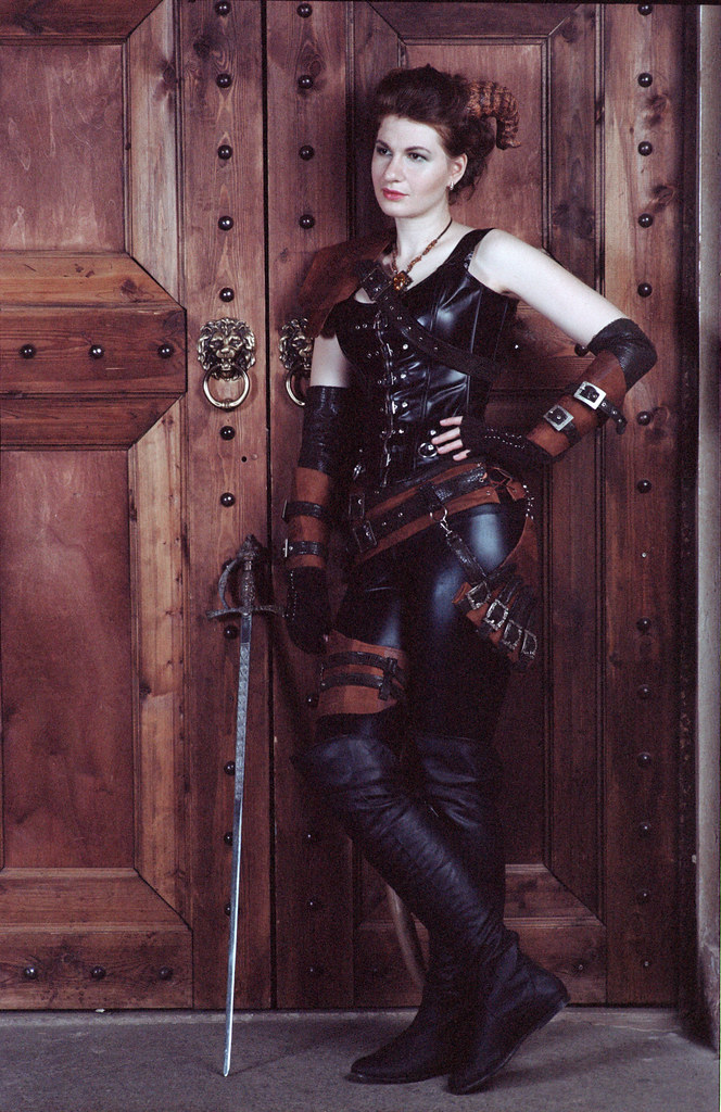 Shade Cosplay   Shade is a Tiefling Rogue in Dungeons and Dr