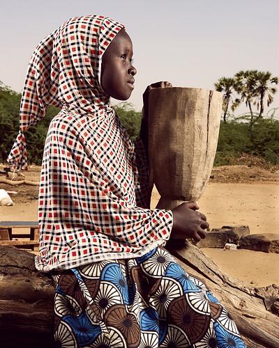 Third grader, Mariama | by World Bank Photo Collection