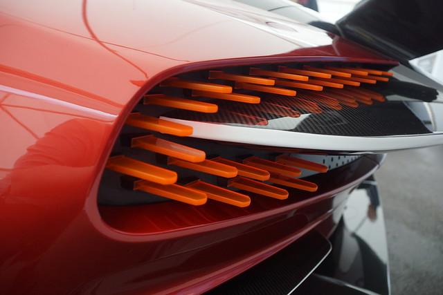 Aston Martin Vulcan 2015, Michelin Supercar Run, Goodwood Festival of Speed