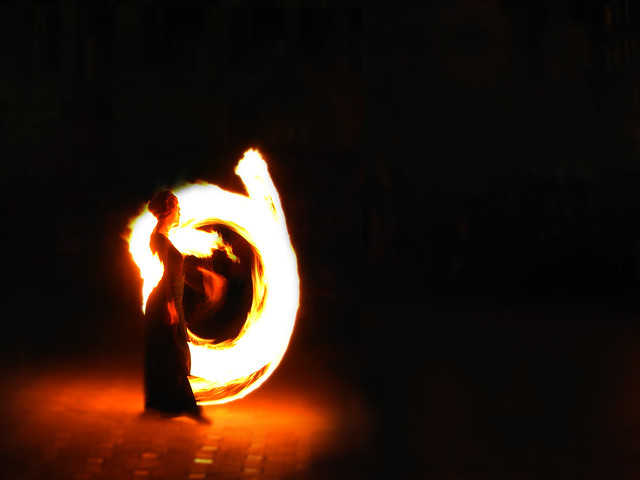 fire: feelings, emotion, passion
