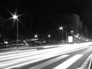 Street at night | by xelfdev