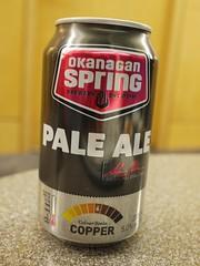 土, 2012-02-25 21:19 - 缶入りOkanaga Spring Pale Ale