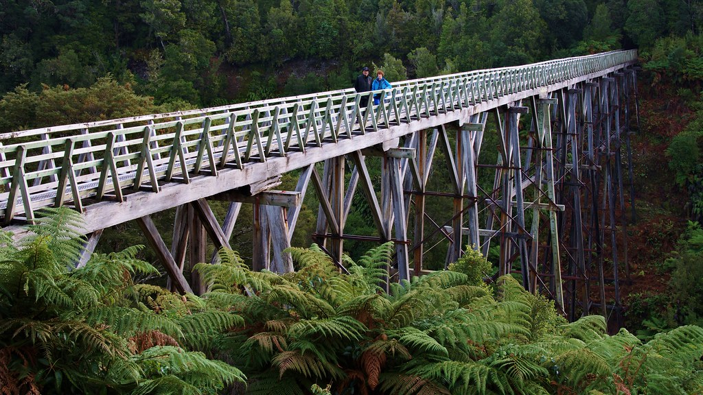 Hapuawhenua Viaduct Walk