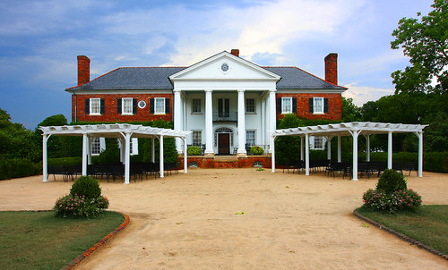 Boone Hall Plantation House | by Rennett Stowe