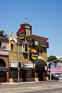 The Laugh Factory | by fatedsnowfox