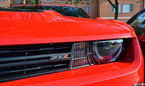 2012 Chevrolet Camaro ZL1 Photo