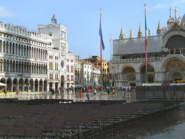 Torre dell' Orologio and Basilica