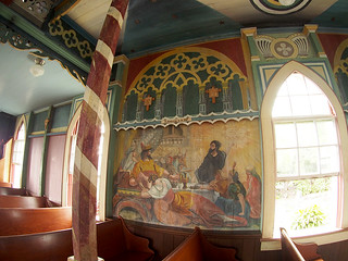 Painted Church -Joe 1 | by KathyCat102