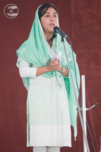 Devotional song by Upasana from Sant Nirankari Colony
