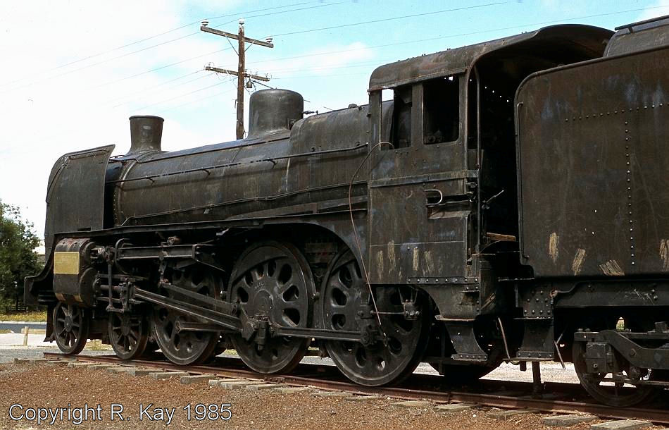 A2-986 in a park at Warragul-2 by Robert Kay