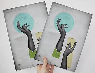 Untitled prints   by Åsa Wikman Illustration
