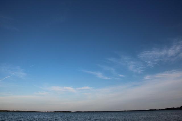062412 - Perham Minnesota Sunset on the Lake