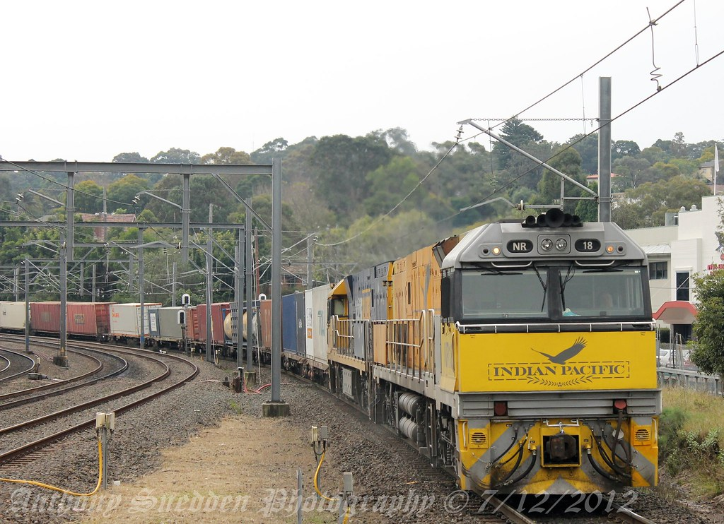 NR18+NR51 on 4BM4 at West Ryde by Anthony