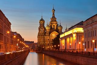 Iglesia del Salvador sobre la sangre derramada, San Petersburgo   Rusia   by Pola Damonte