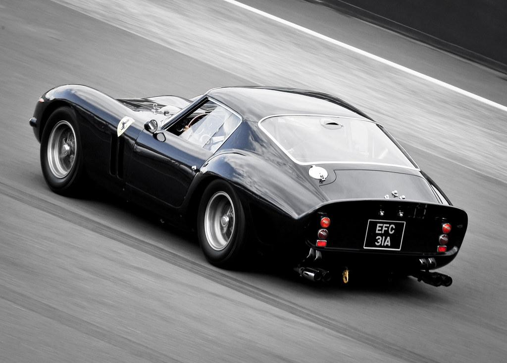 Ferrari 250 Gto Le Mans Classic 12 Taken At The 2012 Le Flickr
