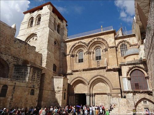 Grabeskirche Jerusalem Israel | by obrist-impulse.net