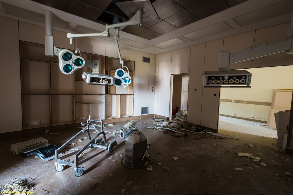 Sick Hospital - Belgium | TrevBish co uk | Flickr